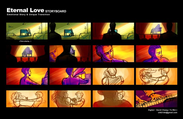 David dream station eternal love 07