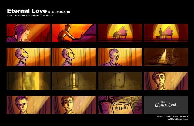 David dream station eternal love 09