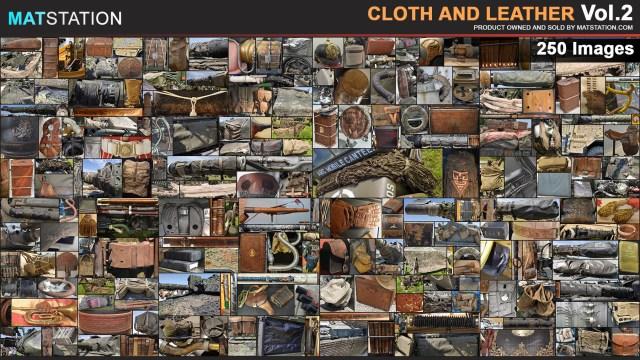 Andrey sarafanov matstation clothleather vol 2 4