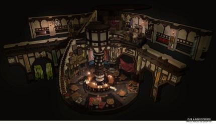 songjoo ahn bar interior