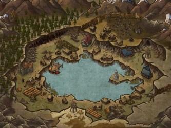 ArtStation Fantasy Map Design Aleksandar Markovic