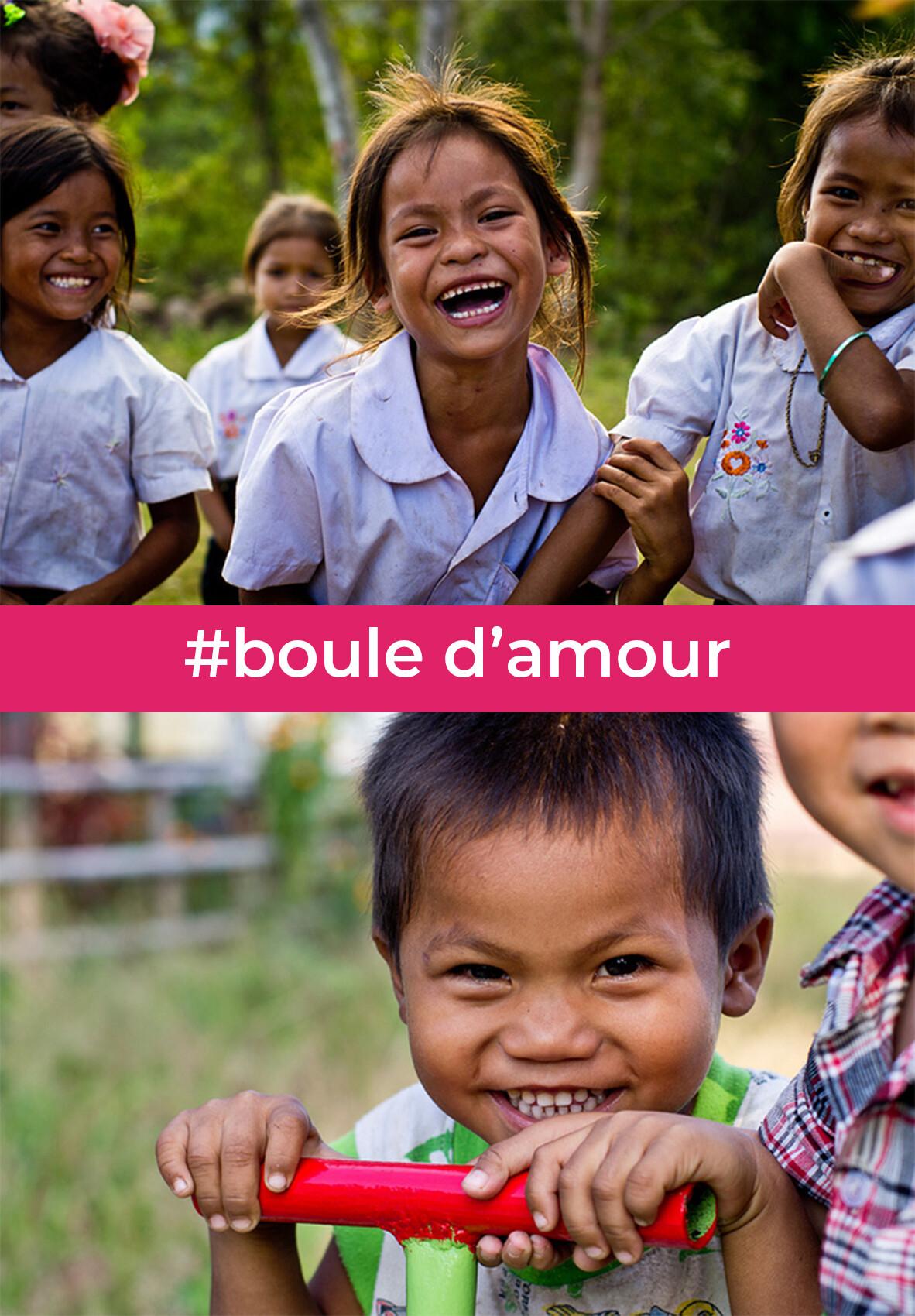 Pour Le Sourire D Un Enfant : sourire, enfant, Idriss, NAOUI, Campagne, Social, Media, Sourire, Enfant