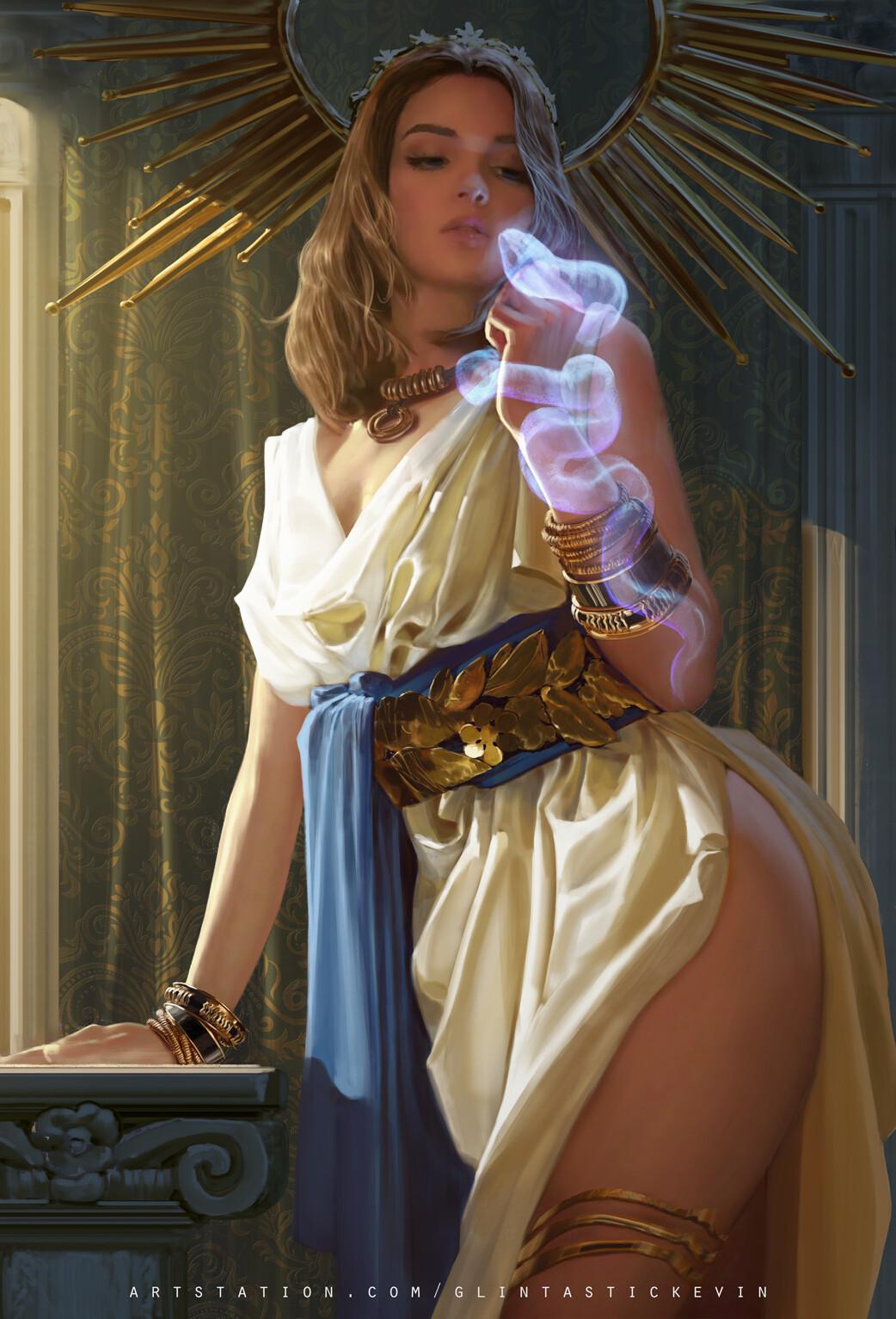 Sorceress practice