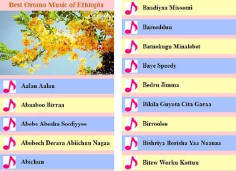 Best Oromo Music of Ethiopia on Windows PC Download Free - 1 0 - com