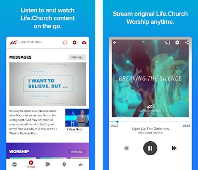 Life.Church Capturas de pantalla