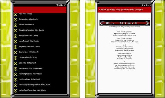 Lagu Inka Christie Lagu Nafa Urbach Terbaik On Windows Pc Download Free 1 1 Com Lagu Lirik Nike Ardilla Inka Christie Nafa Urbach Dan Populer