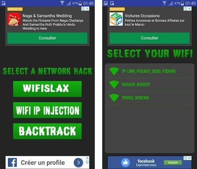 ✅ Wifi Password Hacker simulator 1 0 apk download for Android • com