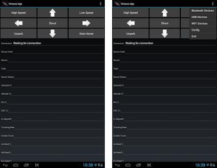 Virtuoso Telescope Control 1 7 4 apk download for Android • com