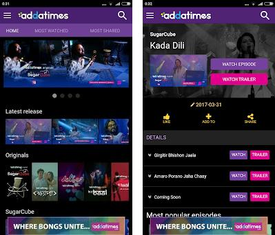 Addatimes - Originals | Movies | Music | Sports 2 5 apk