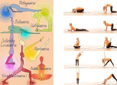 How to do Surya Namaskar Yoga and Pranayama VIDEOs on