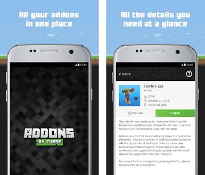 Curse Addons for Minecraft 1 0 apk download for Android