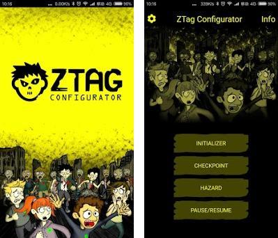 ZTag Config 1 2 apk download for Android • com gantom zombie