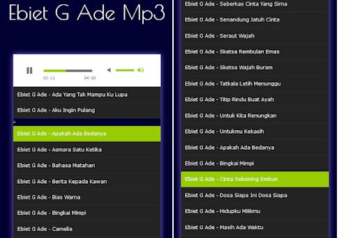 Lagu camellia ade download ii ebiet g