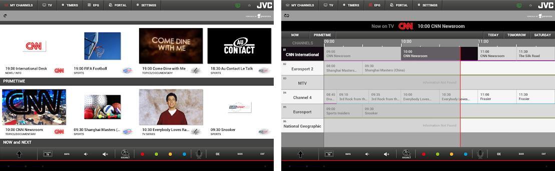 JVC Smart Center 5 10 6 apk download for Android • com jvc