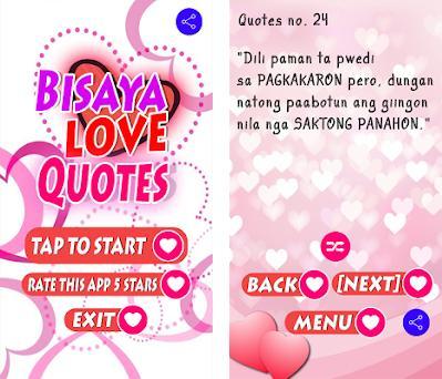 Bisaya Love Quotes 1 1 3 Apk Download For Android Com Jasonpujeda