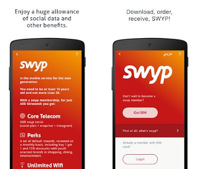Swyp 4 9 apk download for Android • com indy