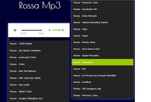 download video rossa ayat ayat cinta