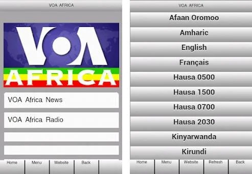 VOA Africa on Windows PC Download Free - 1 0 2 - com sismen android