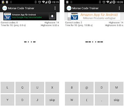 Morse Code Trainer 1 1 apk download for Android • com profittlich