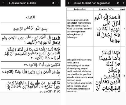 Surat Al Kahfi Mp3 Teks On Windows Pc Download Free 10