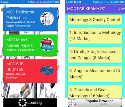 Metrology & Quality Control 3 apk download for Android • com