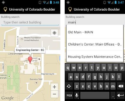 Campus Map For Cu Boulder 1 3 Apk Download For Android Com