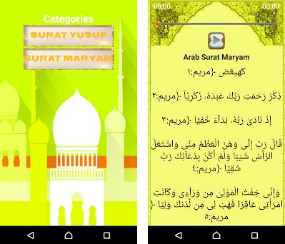 Surat Yusuf Dan Surat Maryam Ibu Hamil 40 Apk Download For
