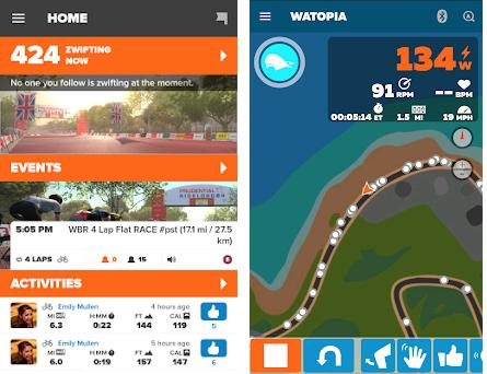 Zwift Companion 3 1 2 apk download for Android • com zwift