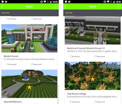 Creation maps for Minecraft PE 1 3 2 apk download for