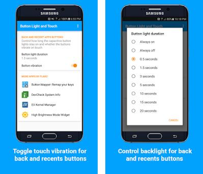 Button Light and Touch 6 apk download for Android • flar2