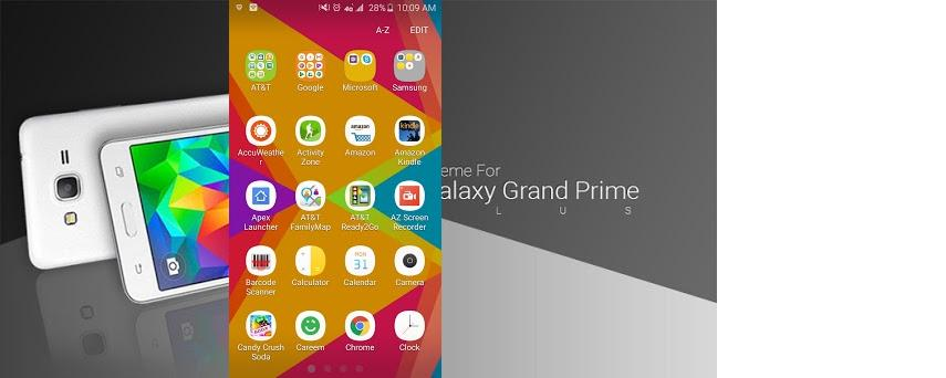 Theme for Galaxy Grand Prime+ 1 4 apk download for Android