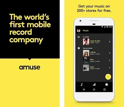 Amuse for PC Download Free (Windows 7/8)