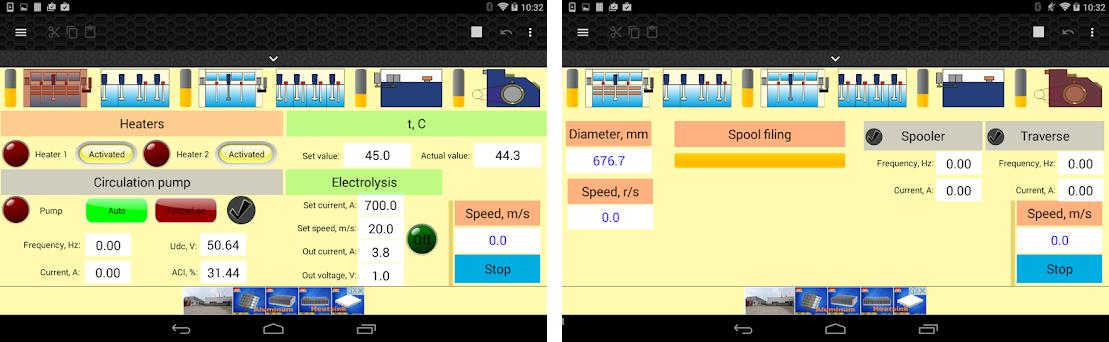 HMI Modbus TCP, Bluetooth Free 1 69 apk download for Android • net