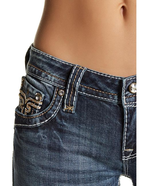 Rock Revival Boot Cut Jeans