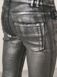 Lyst - Diesel Black Gold Twotone Jeans in Gray for Men