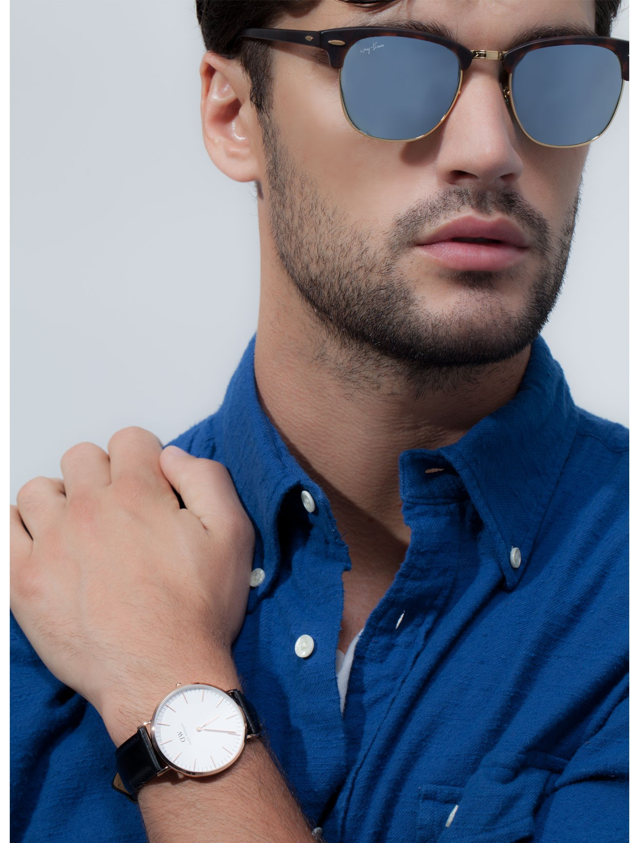 Ray Ban Clubmaster For Men Heritage Malta