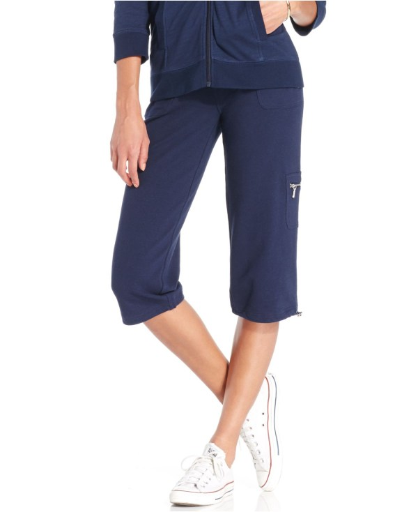 Style and Co Sport Capri Pants