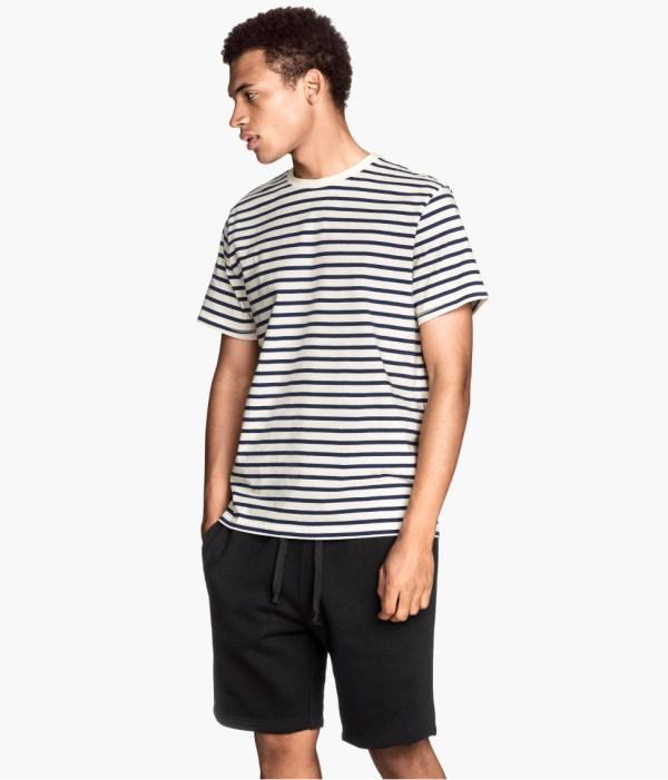 Lyst - & Striped Tshirt In Black Men