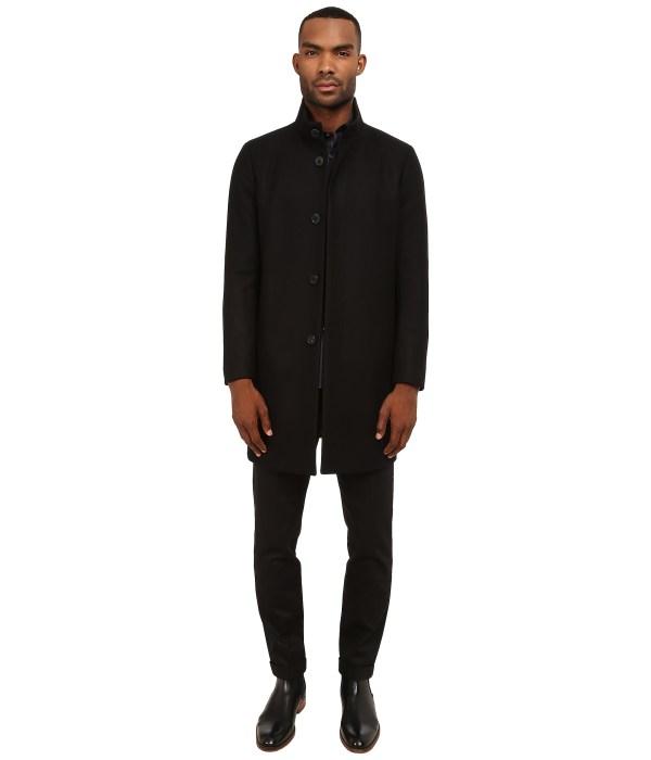 Theory Belvin Wp.voedar Outerwear In Black Men Lyst