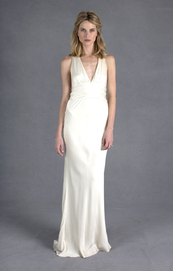 Lyst - Nicole Miller Lia Bridal Gown In White