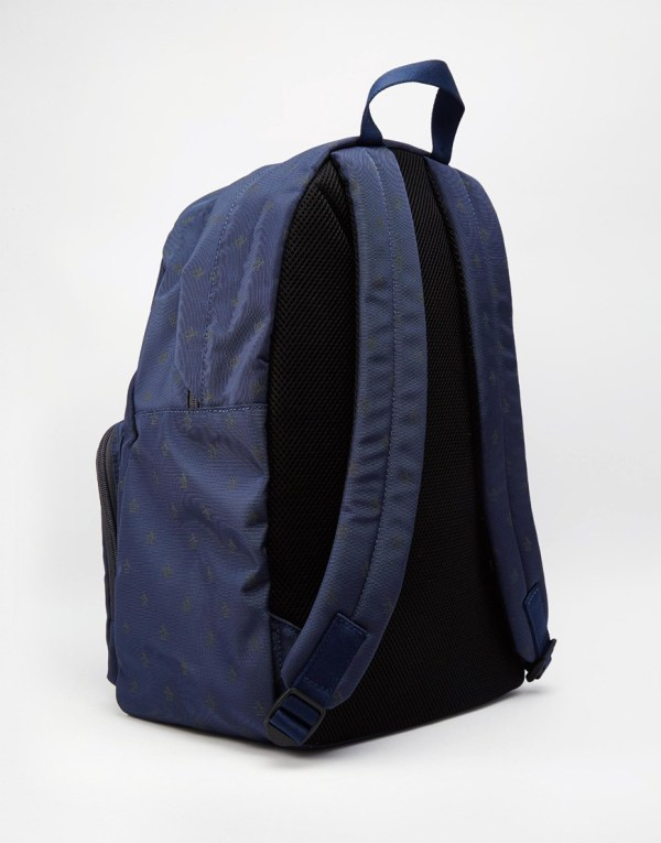 Lyst - Original Penguin Backpack With Over Print In