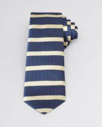 Burberry London Rohan Horizontal Stripe Classic Tie in ...