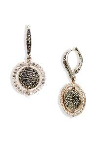 Judith Jack Solaris Drop Earrings in Gold (sterling silver ...