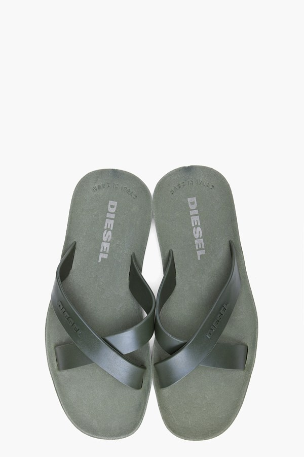 ad487b0ad02a 20+ Diesel Leather Flip Flops Pictures and Ideas on Meta Networks