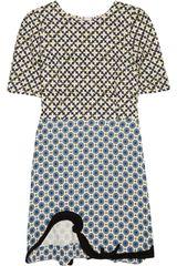Stella McCartney Nesbitt Printed Crepe Dress