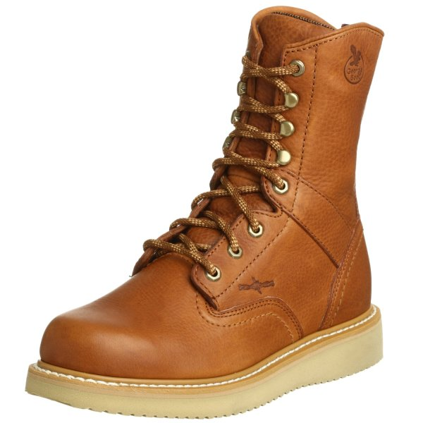Georgia Wedge Work Boots Men's
