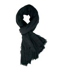 Lyst - Esprit Scarf in Black for Men