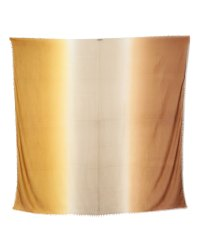 Lyst - Bajra Ombre-Effect Cashmere-Silk Scarf in Natural