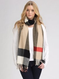 burberry brit scarves