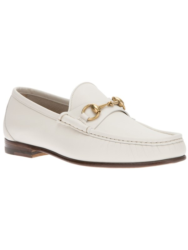 72b20fb07 20+ White Loafers For Men Pictures and Ideas on Weric